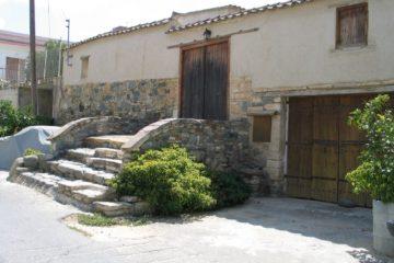 παραδοσιακή οικοδομή (σπίτι Νικόλα Αμερικάνου)